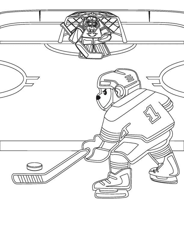 Вратарь картинки хоккей