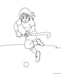 хоккей Раскрашивать раскраски для мальчиков