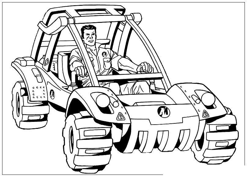 ниссан 350 Z Nissan Sportcar раскраски для мальчиков