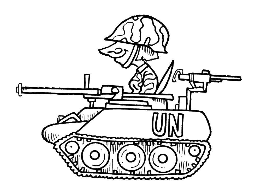 Раскраска танка ис 7