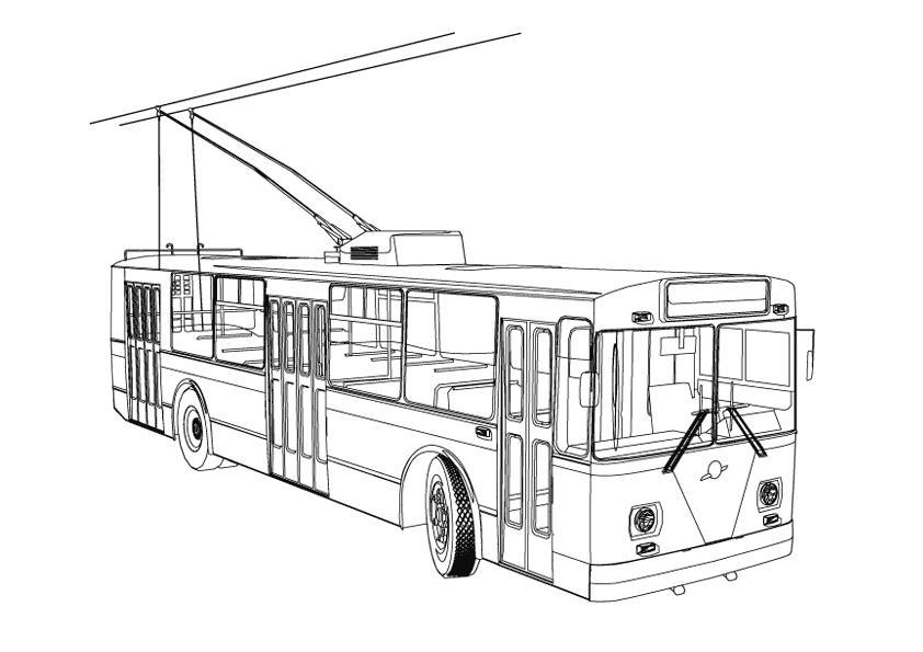 двухэтажный автобус автобус раскраски скачать раскраски для