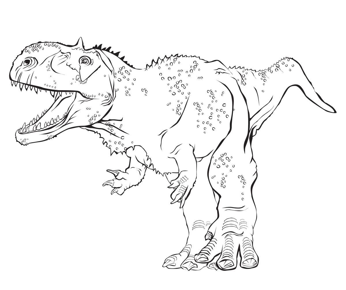 Роботы динозавры раскраска