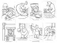 Маша и медведь Раскраски для детей мальчиков