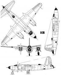 Бомбардировщики в-26 Раскраски для детей мальчиков