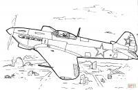 Советский бомбардировщик Раскраски для детей мальчиков