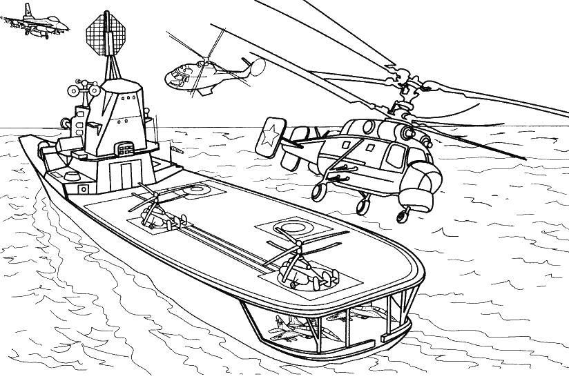 эсминец и вертолеты океан вертолеты самолеты эсминец