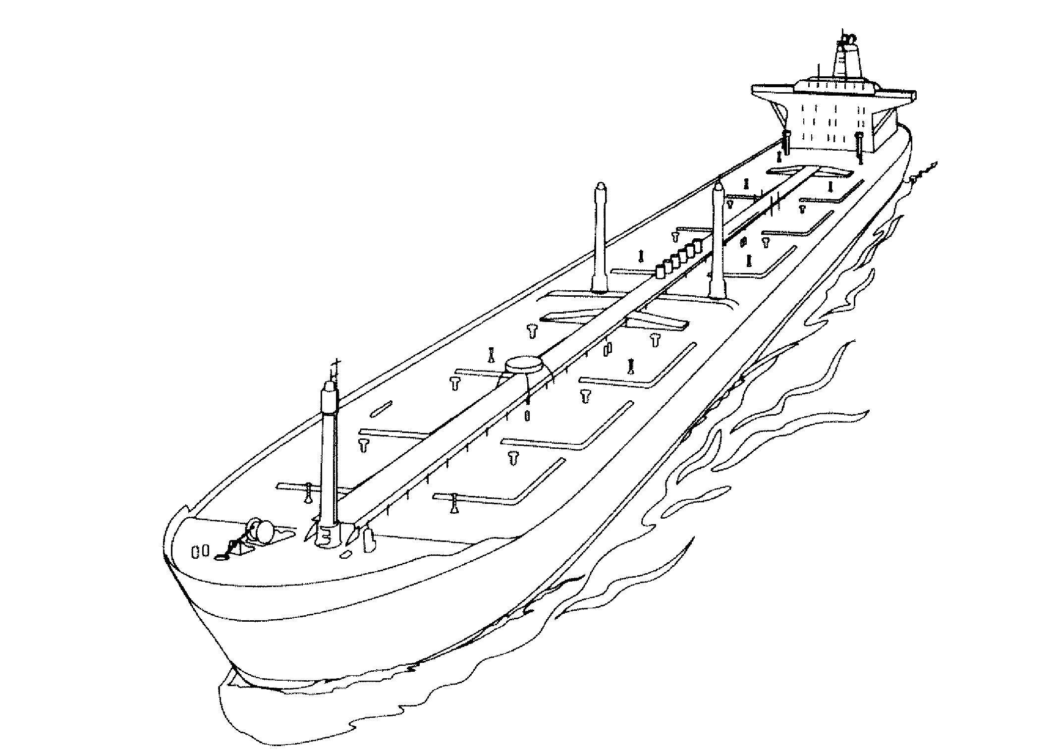 Длинное судно Раскрашивать раскраски для мальчиков