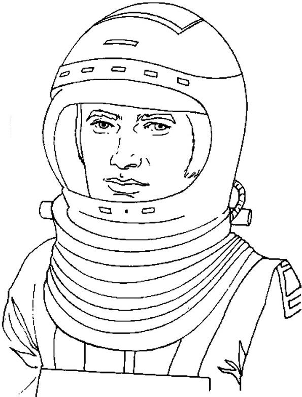 Космос Распечатать раскраски для мальчиков