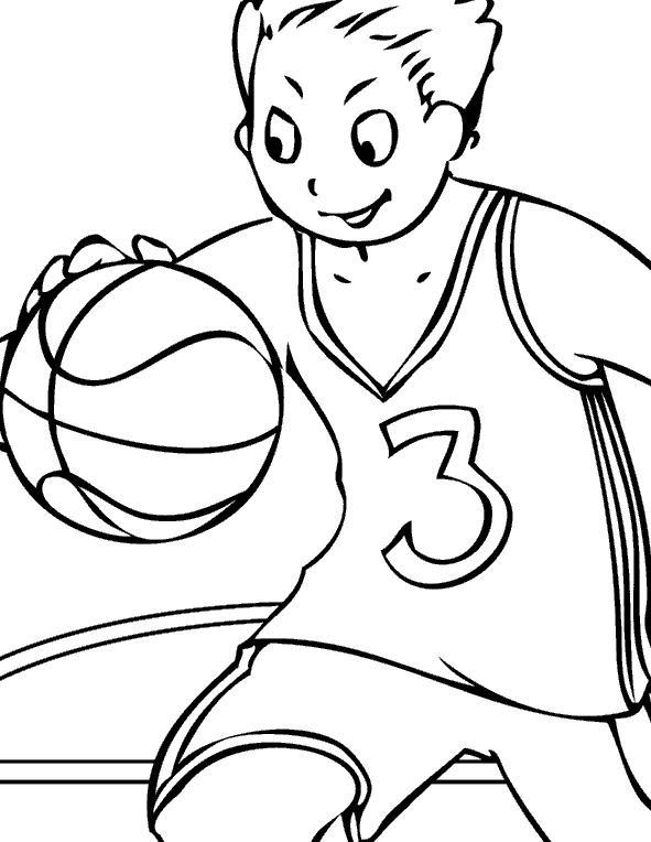 Нарисовать картинки на спортивную тематику