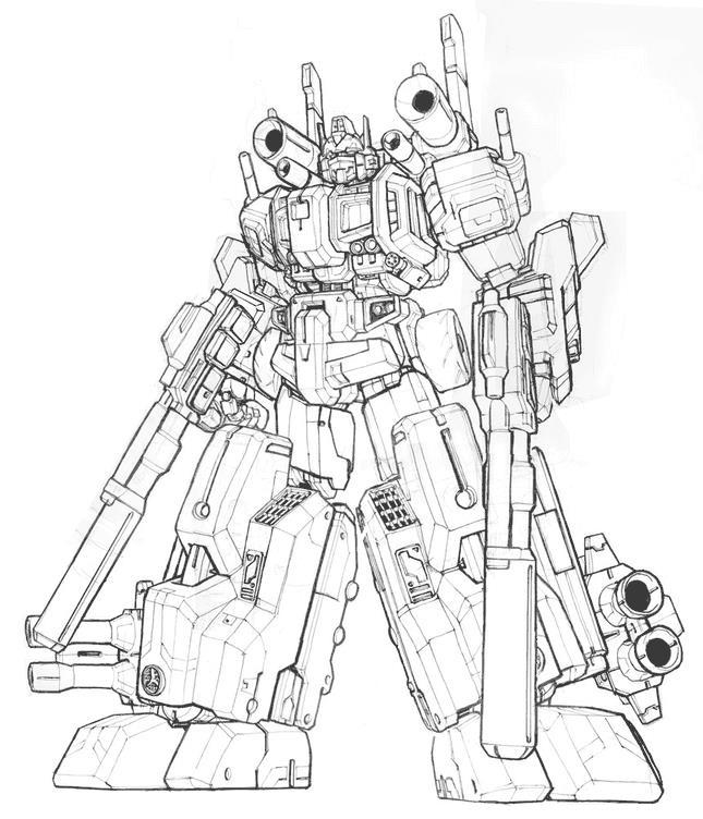 Трансформер робот Раскрашивать раскраски для мальчиков
