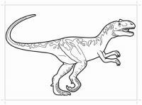 Охота динозавр Раскраски для мальчиков