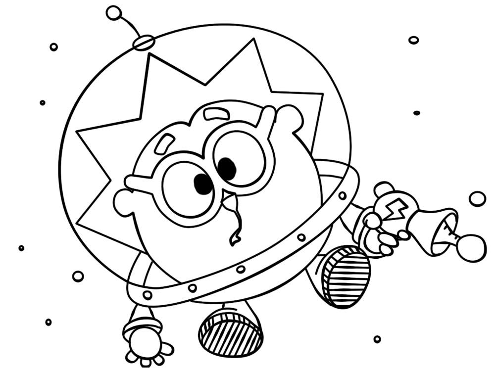 космос Раскрашивать раскраски для мальчиков
