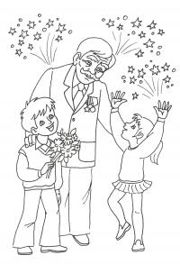 дети Раскрашивать раскраски для мальчиков