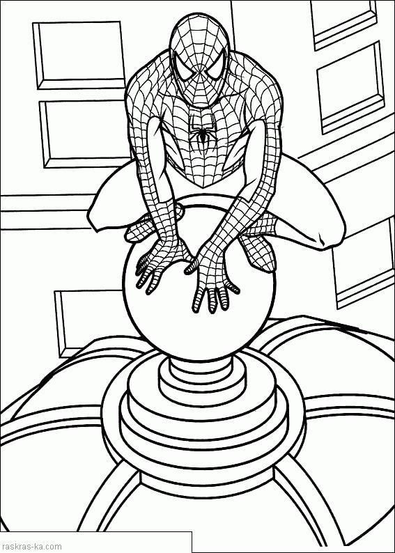 Супергерои в сборе супергерои раскраски для детей ...