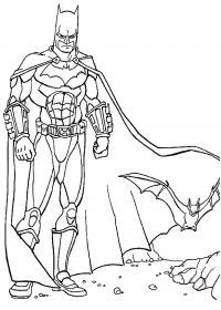 Супергерои Распечатать раскраски для мальчиков