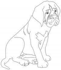 Собака Скачать раскраски для мальчиков
