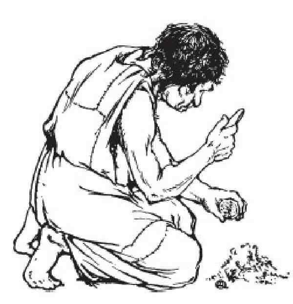 Древние люди, разведение огня Раскраски для детей мальчиков