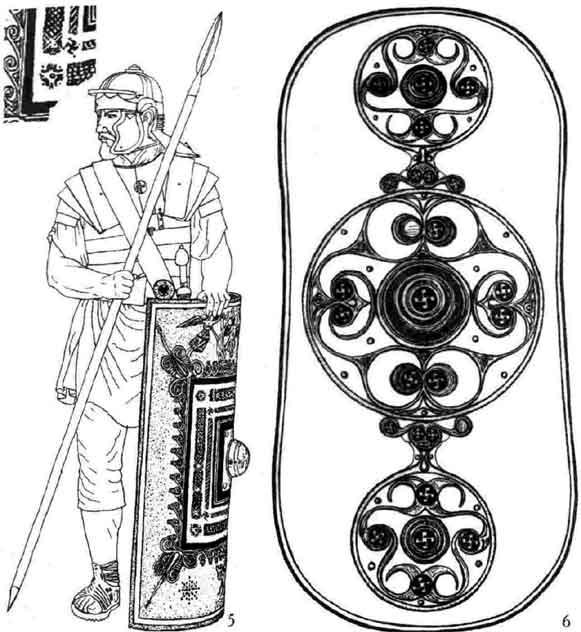 Римский легионер Раскраски для мальчиков